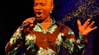 A Tribute Music Video to Angelique Kidjo by Louise McCrudden
