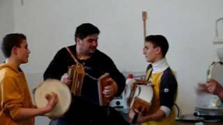 preview picture of video 'Tarantella Calabrese di P. Liberto R. Randazzo e  i Panserini'