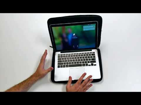 REVIEW: Hard Shell Protective Laptop Case | Nacuwa