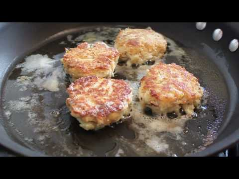 Crab Cakes Recipe – How to Make Crab Cakes