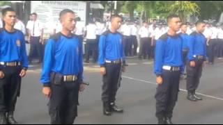 Satpam Unib Bengkulu 2015
