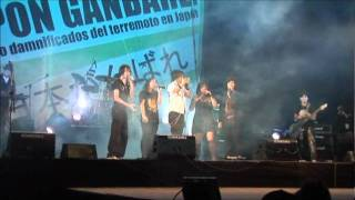Hayabiki - Nippon Gambare - Arashi, Pegasus Fantasy
