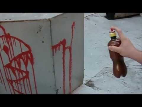 Make A DIY Spray Paint Can