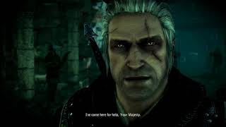 Witcher 2 Radovid Persuasion