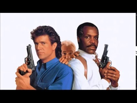 Lethal Weapon 3 - Armoured Car Chase HD