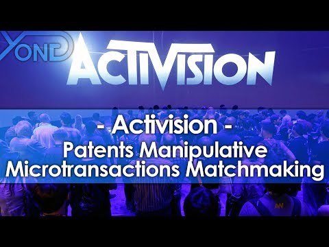 Activision Patents Manipulative Matchmaking Algorithm to Encourage Microtransactions