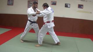 Harai-Goshi - JUDO Throwing Techniques (Tutorial in Motion)