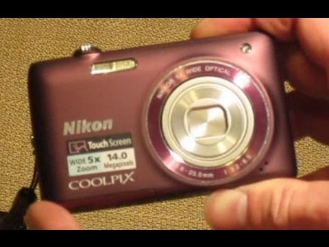 Nikon COOLPIX Digital Camera Review