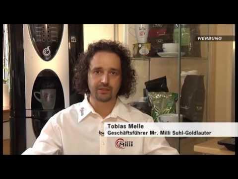 Mr Milli Suhl Ihr Großhandel für Slush, Eismaschinen, Kaffeeautomaten, Kaffee Zubehör, Softeis