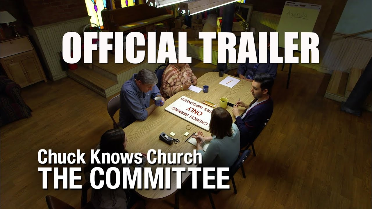 The Committee: OFFICIAL TRAILER | Chuck Knows Church