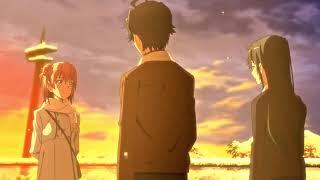 Oregairu. Zoku - The final conversation at Sunset [4K/HDR]