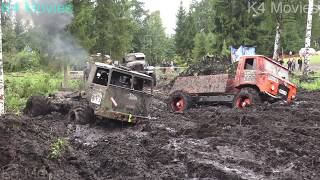 4x4 Off-Road Truck race | Klaperjaht 2016