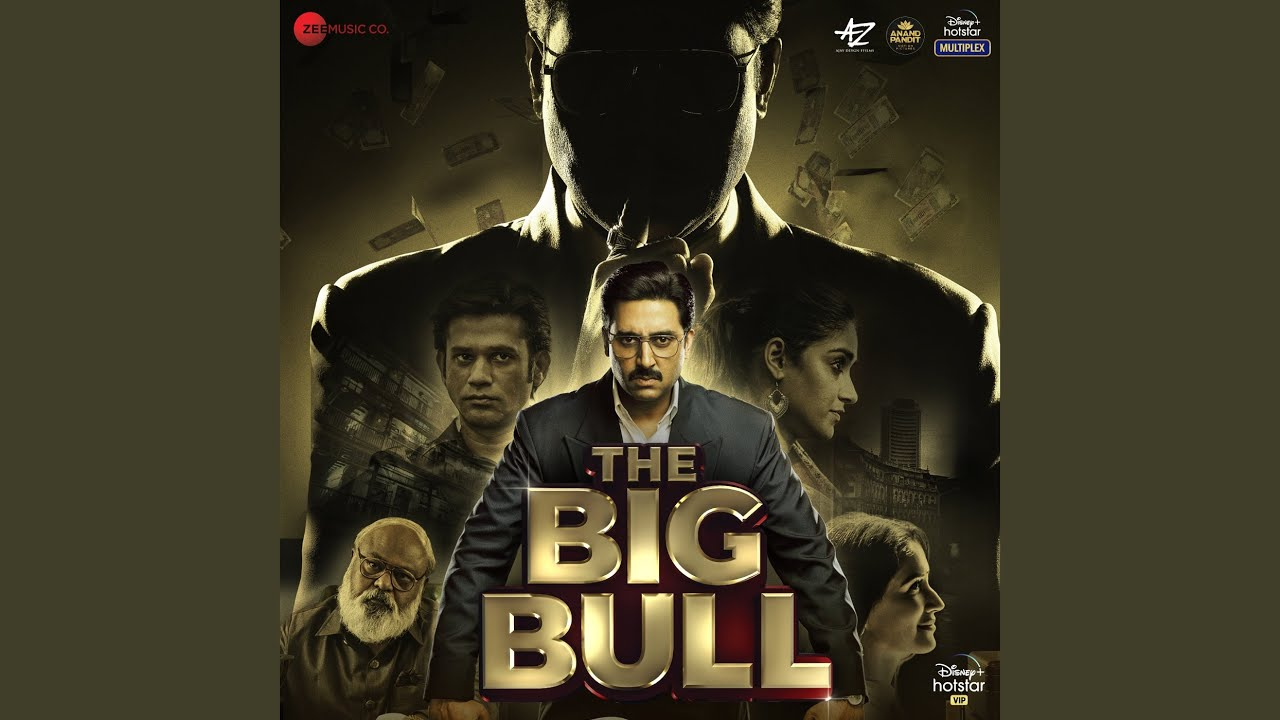 Hawaon Ke Sheher Mein Lyrics – The Big Bull | Yasser Desai