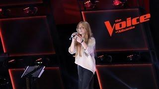 Jehona Ponari – Blue jeans – Audicionet e fshehura – The Voice of  Albania 6