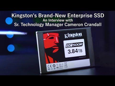 Kingston Data Center DC500 Enterprise SSD