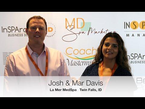 Josh & Mar Davis - La Mer Medspa