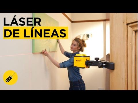 Herramientas de Nivelación - Láser de líneas