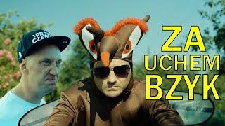 """Letni, Chamski   """"Za Uchem BZYK"""" KOMAR DISS (PARODIA Cleo """"Za Krokiem Krok"""")"""