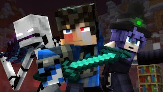 """Wishing Dead"" - A Minecraft Music Video ♪"