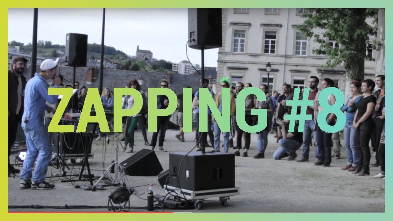 Le Zapping du mois de mai 2019 ! Découvrez l'activité Des Lendemains Qui Chantent avec un regard décalé. Avec : La Médiathèque Intercommunale Eric ...