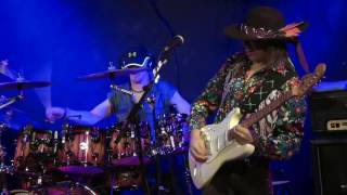 Randy Hansen Band - Isabella (live Vienna 2016)