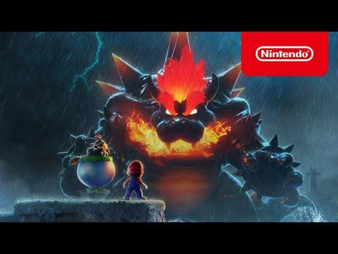 《超級瑪利歐3D世界 + 狂怒世界》最新宣傳影片公開