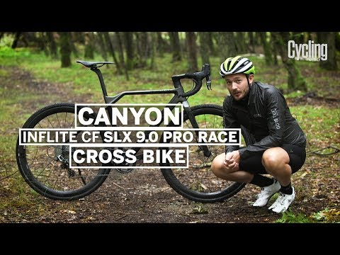 Canyon Inflite CF SLX 9.0 Pro Race | Cyclocross Special | Cycling Weekly