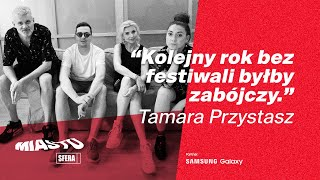 <span>MIASTOSFERA 006</span> - Branża rozrywkowa w pandemii: Tamara Przystasz (Follow The Step) & Krzysztof Stelmach (Lunapark)