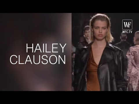 Hailey Clauson Top model from the USA