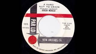 Aaron Neville  -  A hard nut to crack