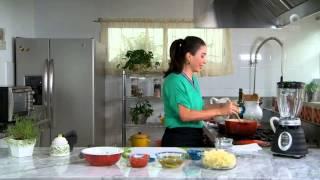 Tu cocina - Ceviche de plancha de calamar con mango