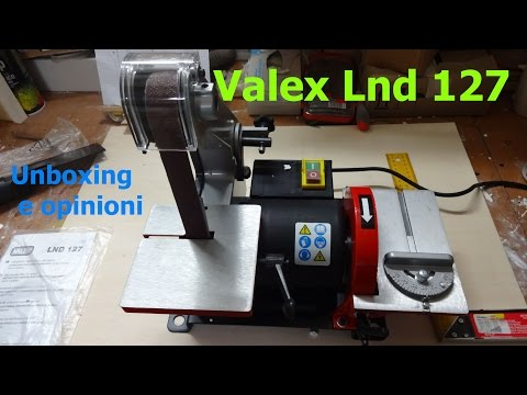 Acquisti vari : Recensione Levigatrice Valex Lnd 127