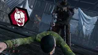 Deathslinger Memento mori gameplay   DEAD BY DAYLIGHT PTB chapter 15