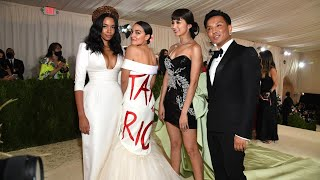 This year's Met Gala was a real 'let them eat cake moment'