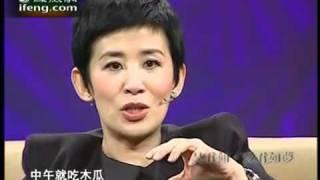 吴君如3个月减掉30磅 地狱式减肥方法曝光-20110127鲁豫有约