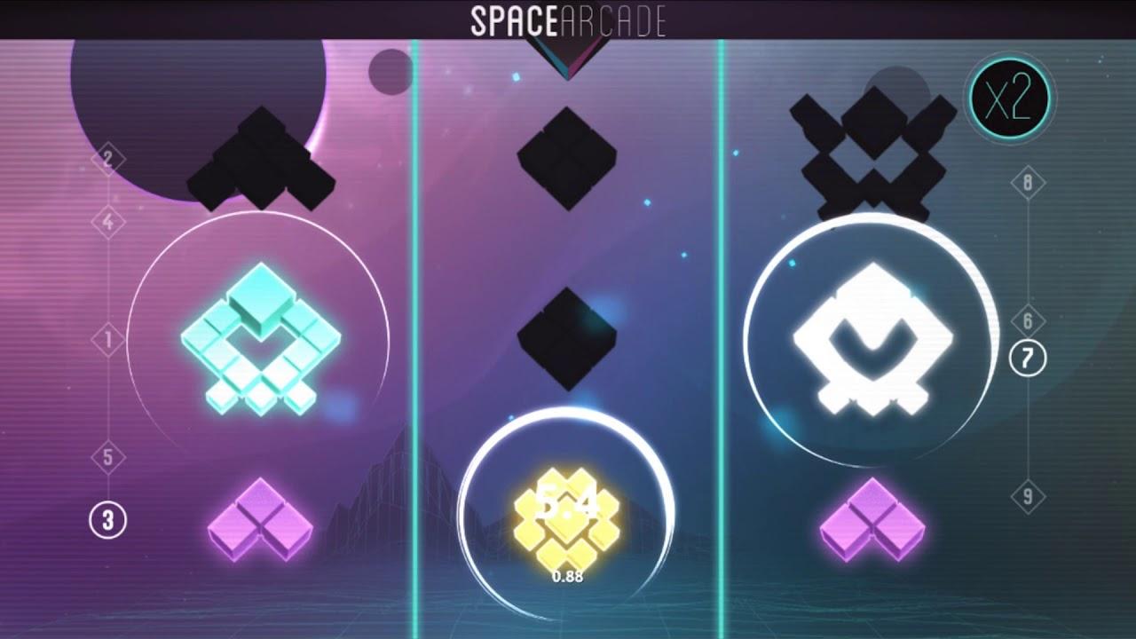 Space Arcade från Nolimit City