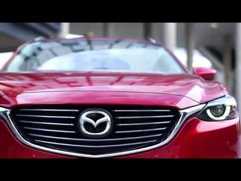 Mazda 6 Wagon Универсал класса D - рекламное видео 2