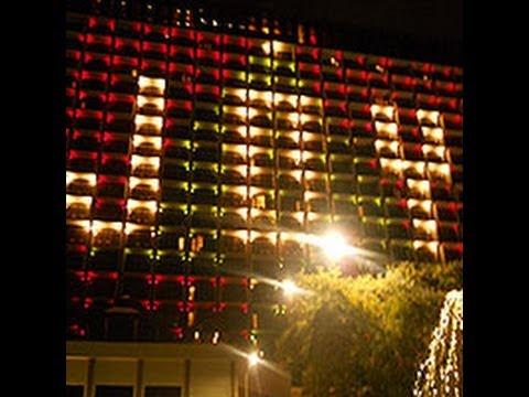 video:Happy Holidays from Hilton Palacio del Rio