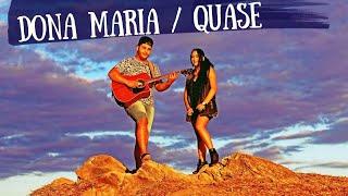 Dona Maria / Quase - cover Vitor e Cris