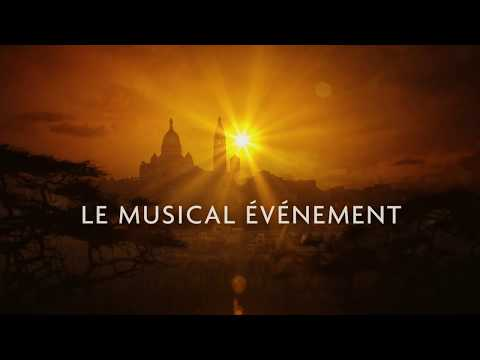 Teaser du spectacle LE ROI LION à Paris