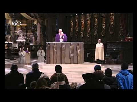 Messe du vendredi soir