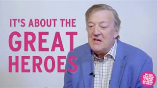 Stephen Fry: Mythos Review   The Lowry   Manchester