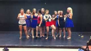 "Tent Theatre Ladies Sing ""The Game"" (Damn Yankees)"