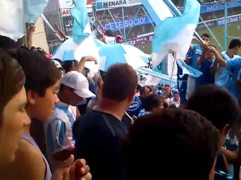 """""""LA BARRA DE LOS TRAPOS  vs    River Plate"""" Barra: La Barra de los Trapos • Club: Atlético de Rafaela"""