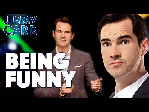 Being Funny (2011) FULL SHOW | Jimmy Carr