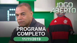 Jogo Aberto - 11/11/2019 - Programa completo