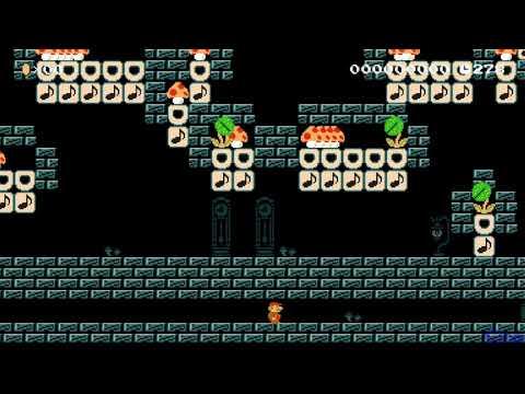Super Mario Maker 2 Music [SMB1] Despacito - Luis Fonsi LDS-WG8-4NF