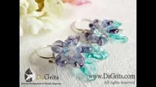 2012 - Lampworking Glass Collections - Secret Garden & Cat