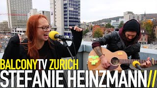 STEFANIE HEINZMANN - ON FIRE (BalconyTV)