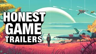NO MAN'S SKY (Honest Game Trailers)